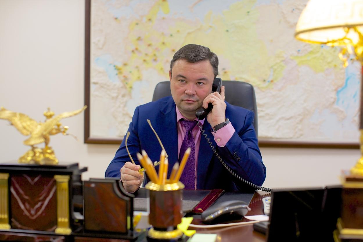 Жеребцов Михаил Васильевич