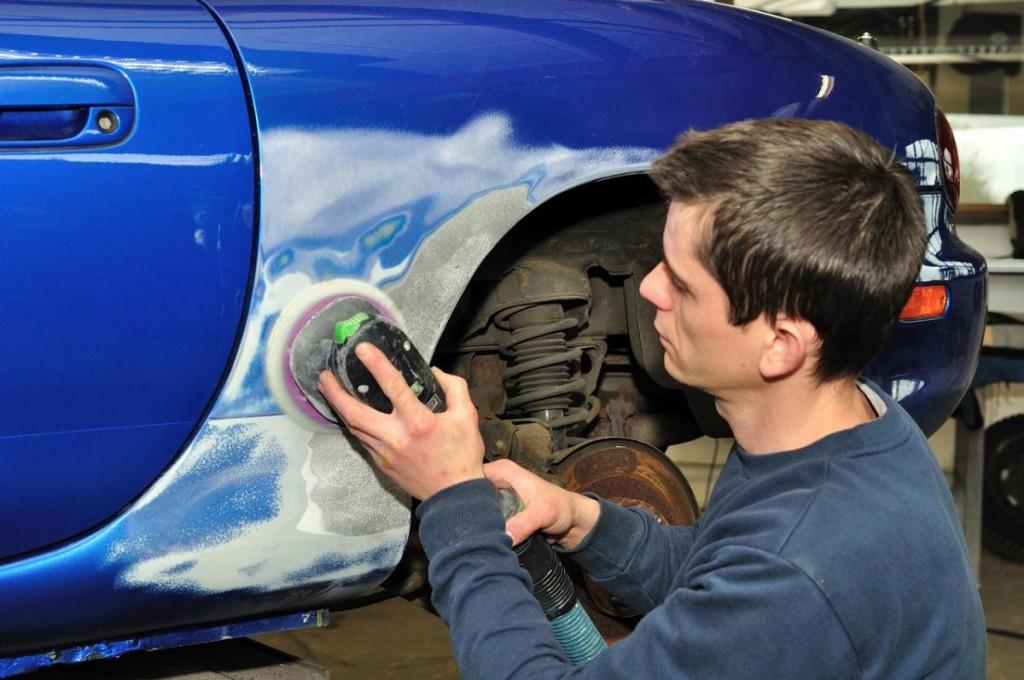 Как избавиться от ржавчины на кузове автомобиля без покраски